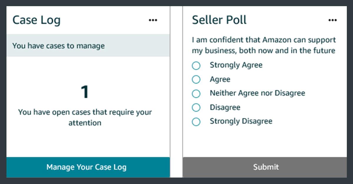 Amazon Case Management Blog Graphic