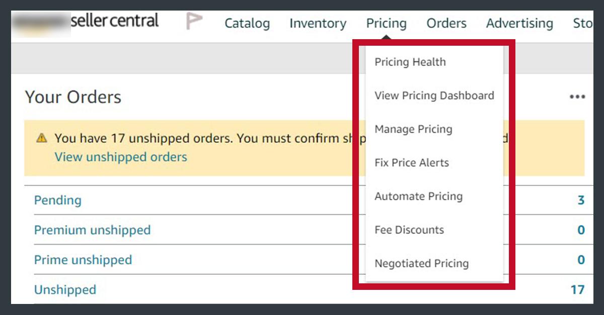 Amazon Pricing Control Blog Graphic