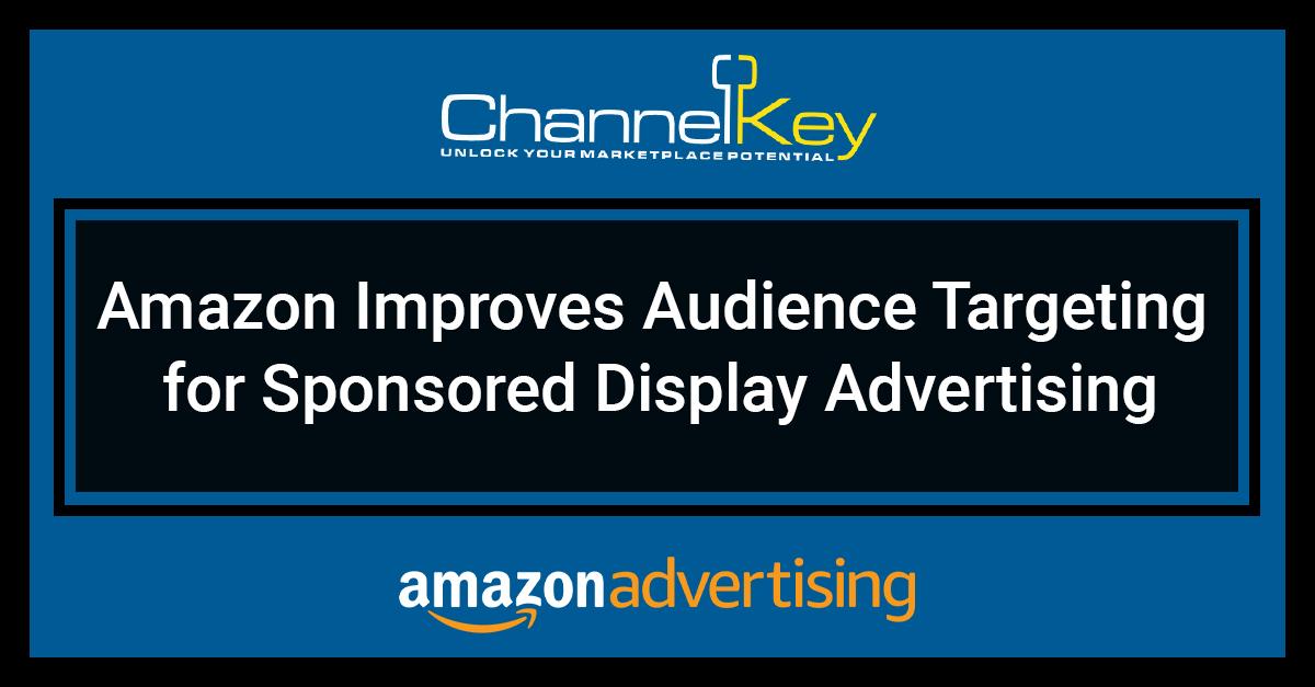 Amazon Sponsored Display Graphic