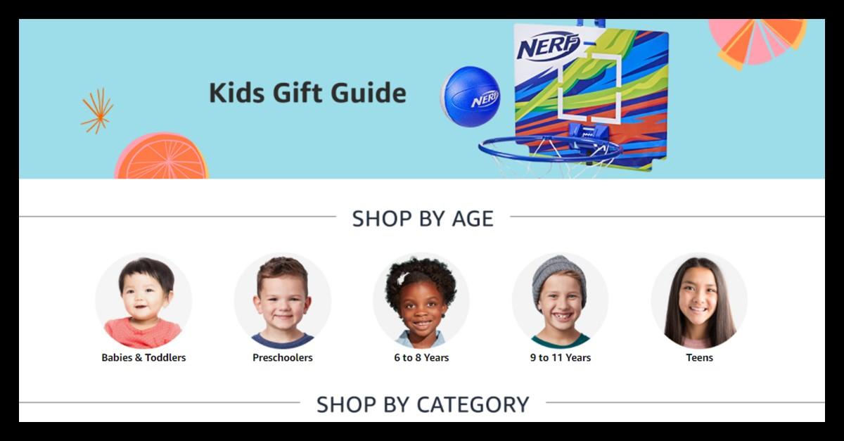 Amazon Toys Blog Image