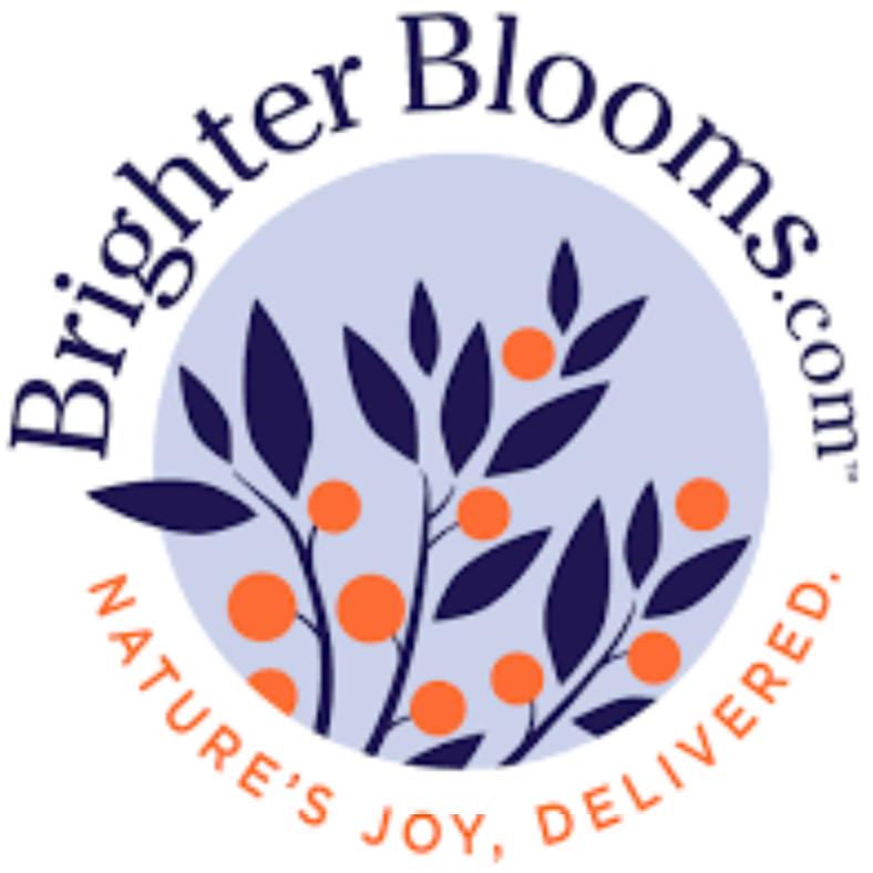 Brighter Blooms logo